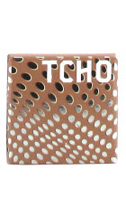 XX Tcho Pop Milk Chocolate 39% Cacao squares 8g
