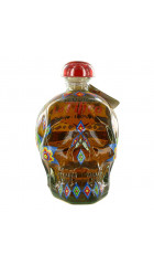 La Tilica Anejo Skull Bottle 750mL