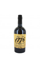 James E Pepper 1776 Rye Whiskey (100 Proof) 750mL