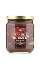 Gill's Carmelized Red Onions