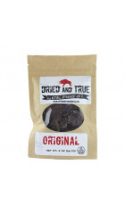 Dried & True Original Beef Jerky